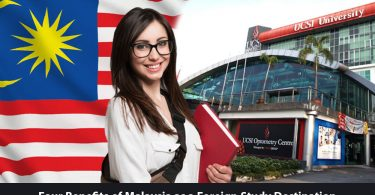 Four benefits of Malaysia as a foreign study destination