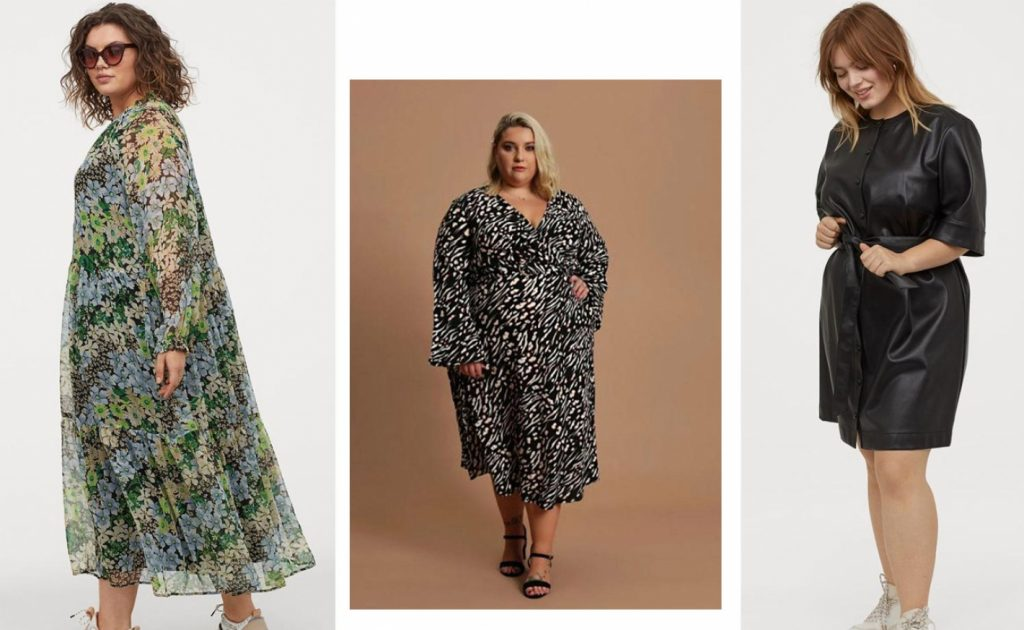 Get you fashion statement in plus size clothing